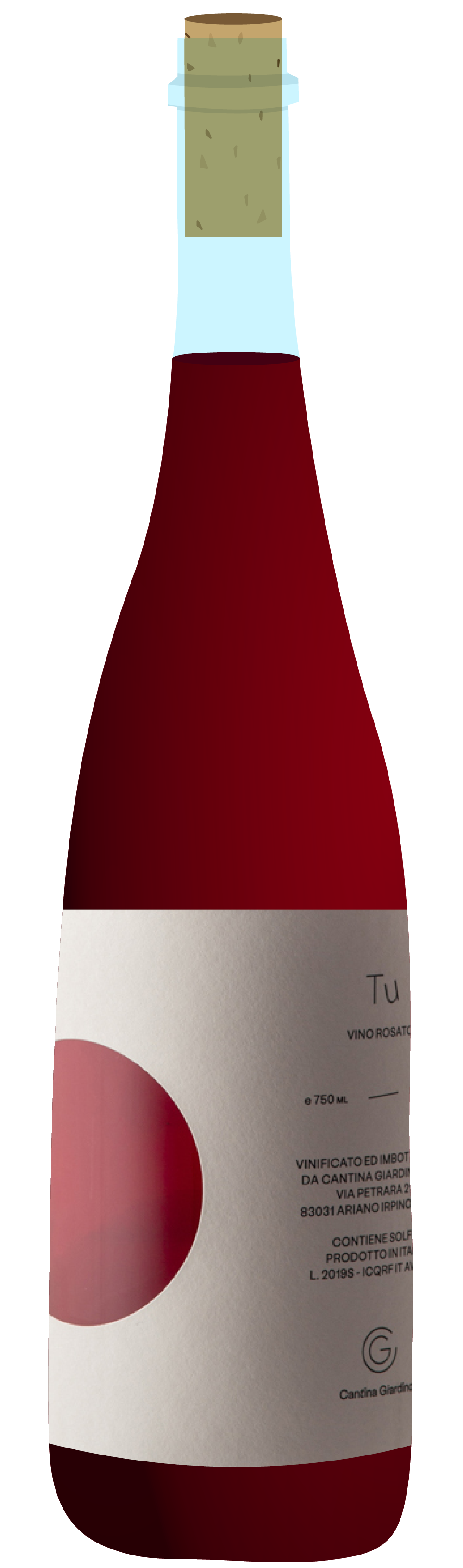 the natural wine company club august 2020 italy cantina giardino tu