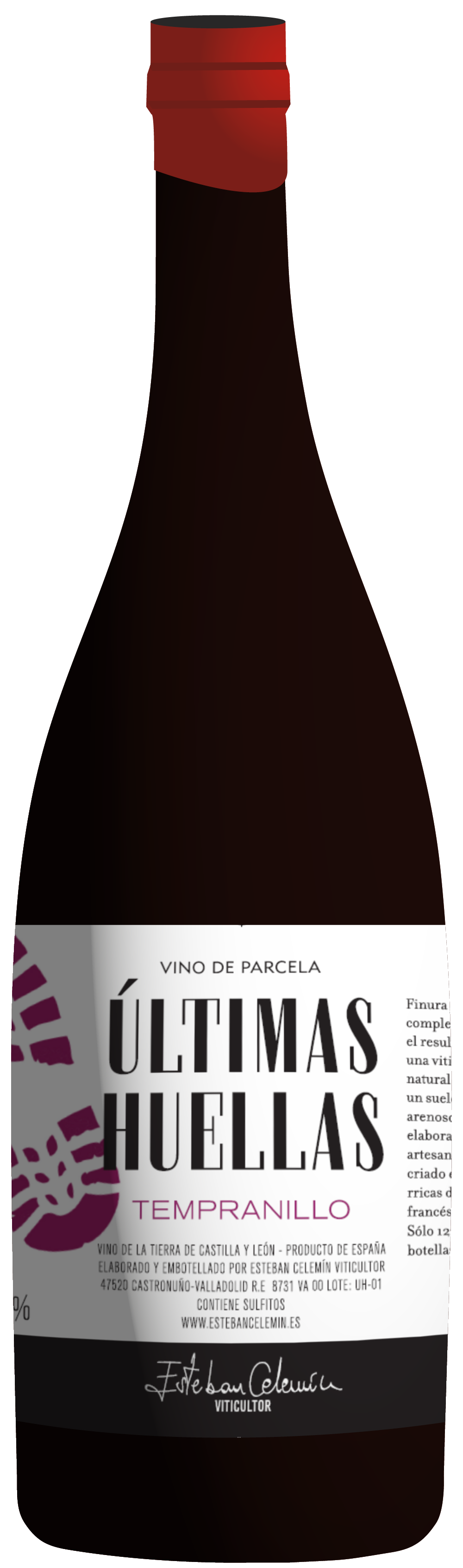 the natural wine company club august 2020 spain esteban celemin ultimas huellas