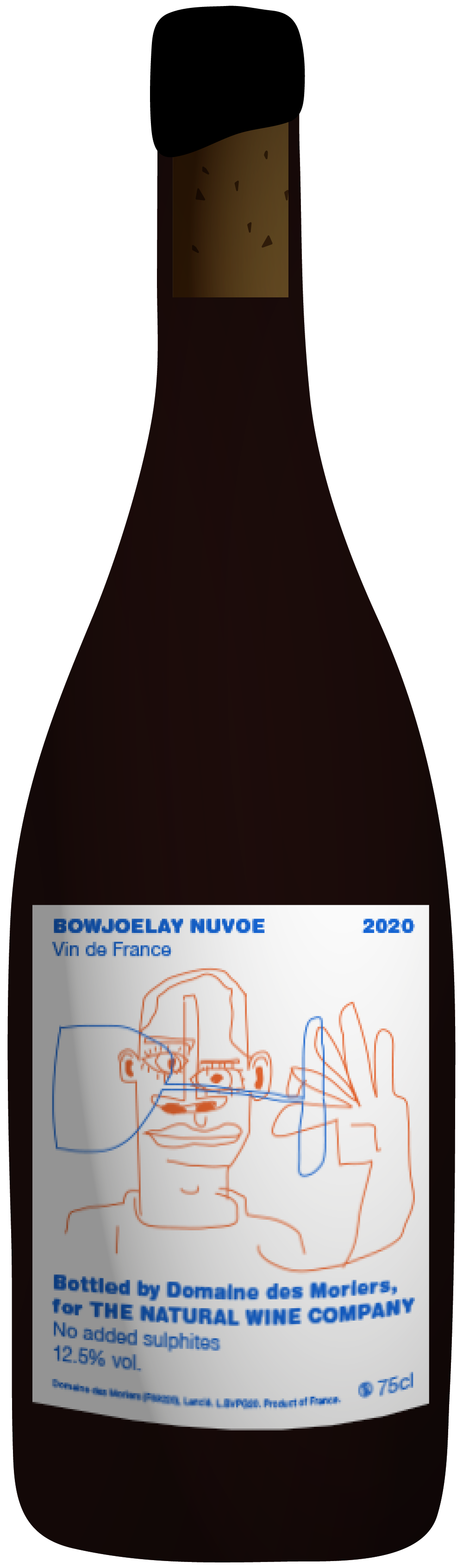 the natural wine company club december 2020 france domaine des moriers bowjoelay nuvoe 3