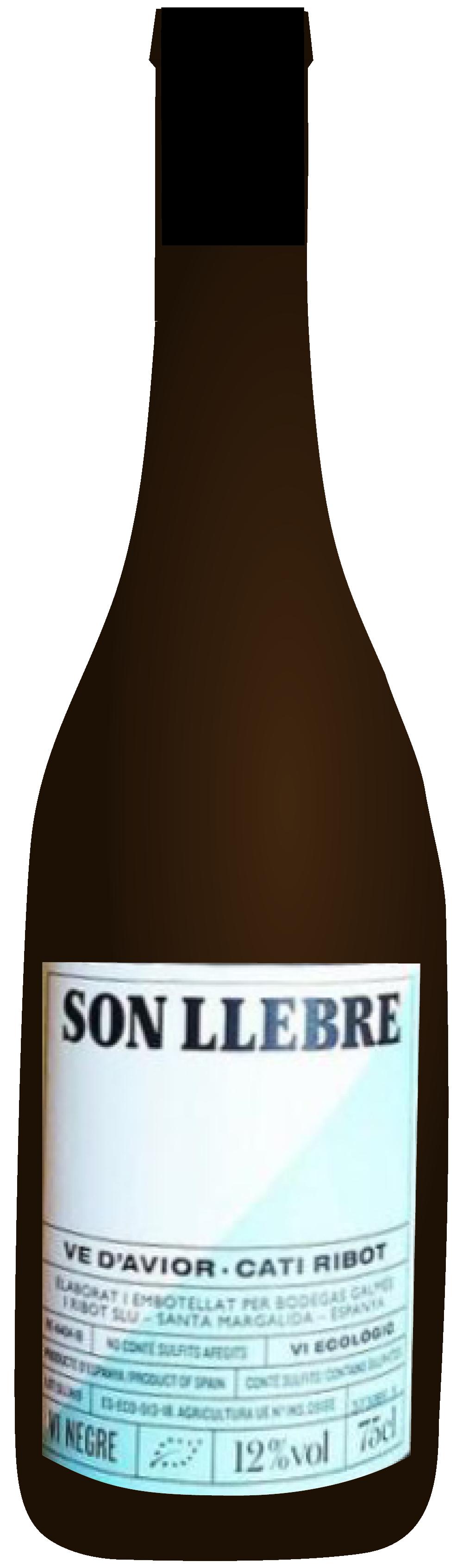 the natural wine company club december 2020 spain avior son llebre 2