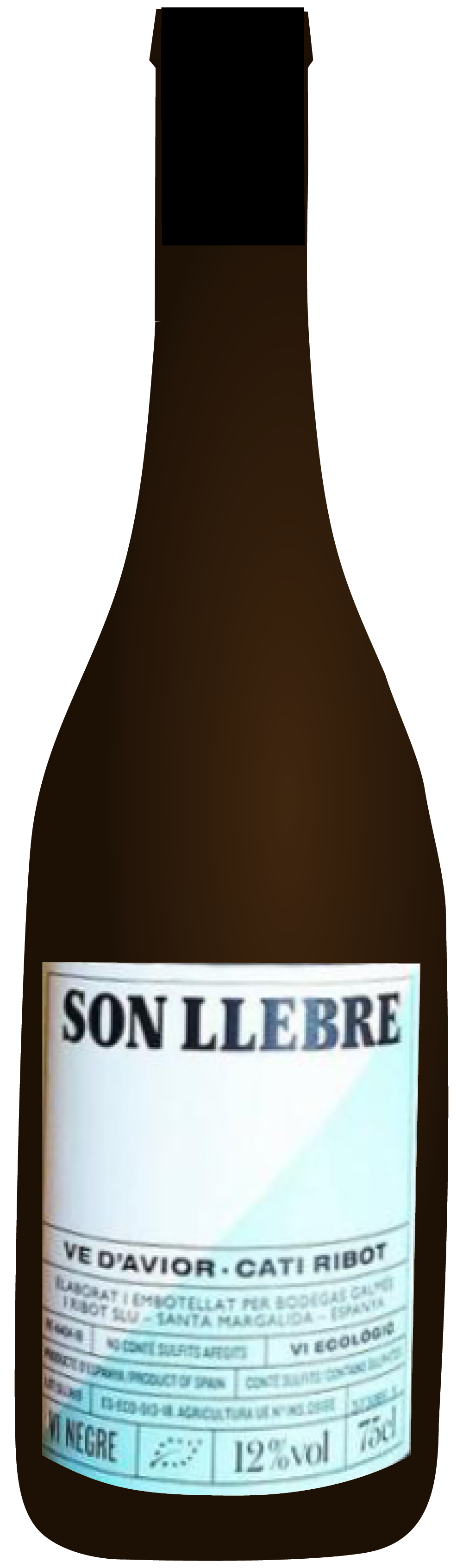 the natural wine company club december 2020 spain avior son llebre 3