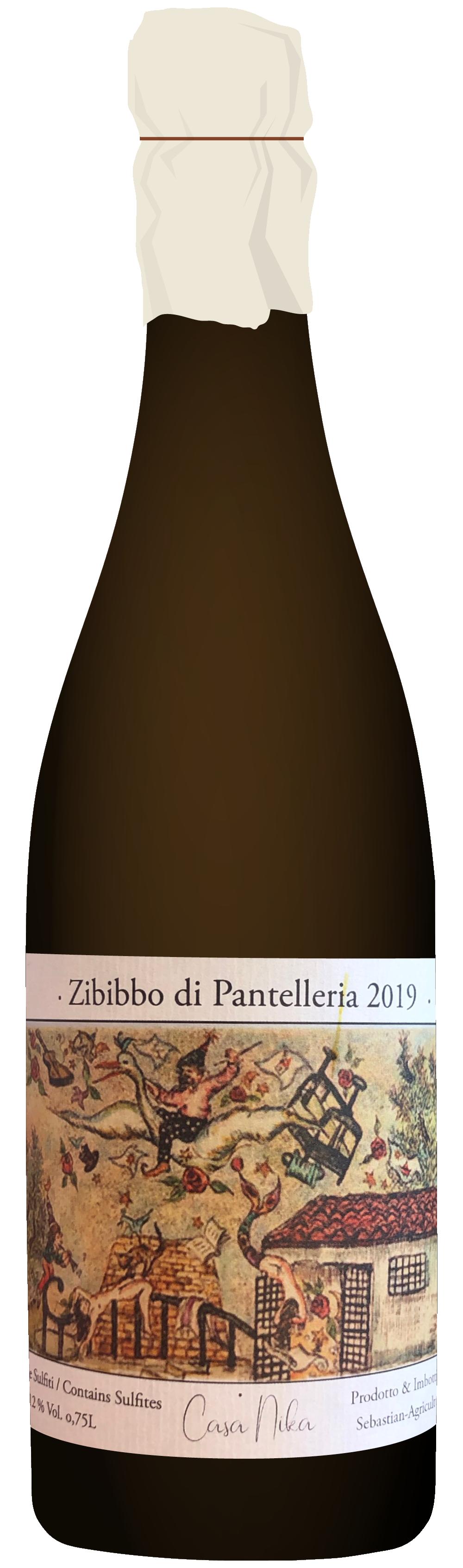 the natural wine company club february 2021 italy casa nika zibibbo di pantelleria