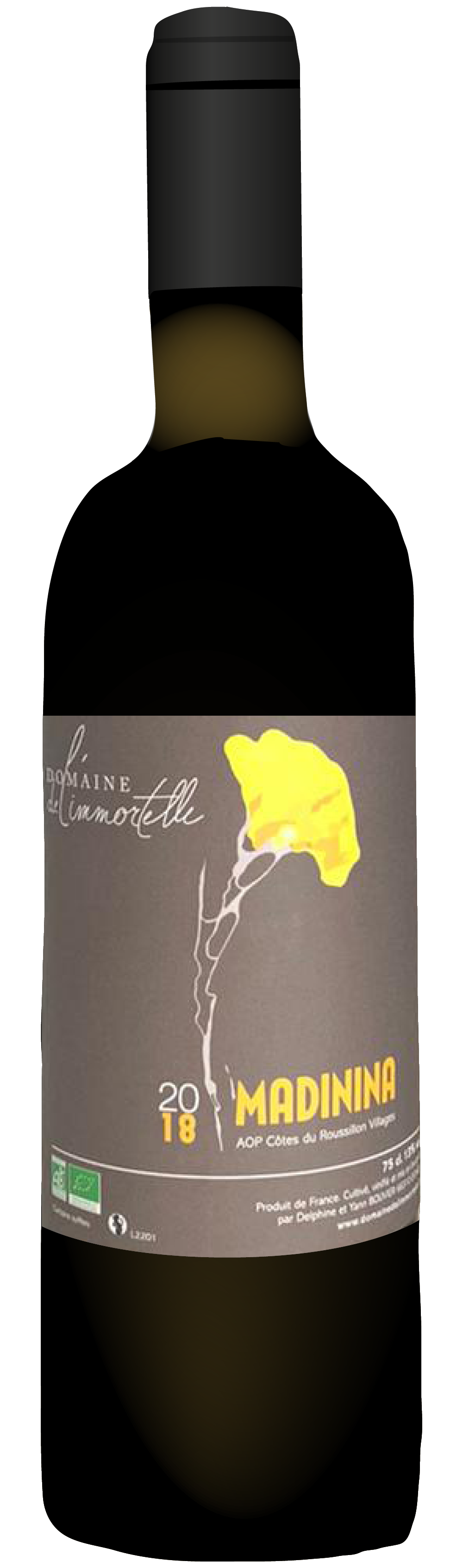 the natural wine company club march 2021 france domaine de limmortelle madinina