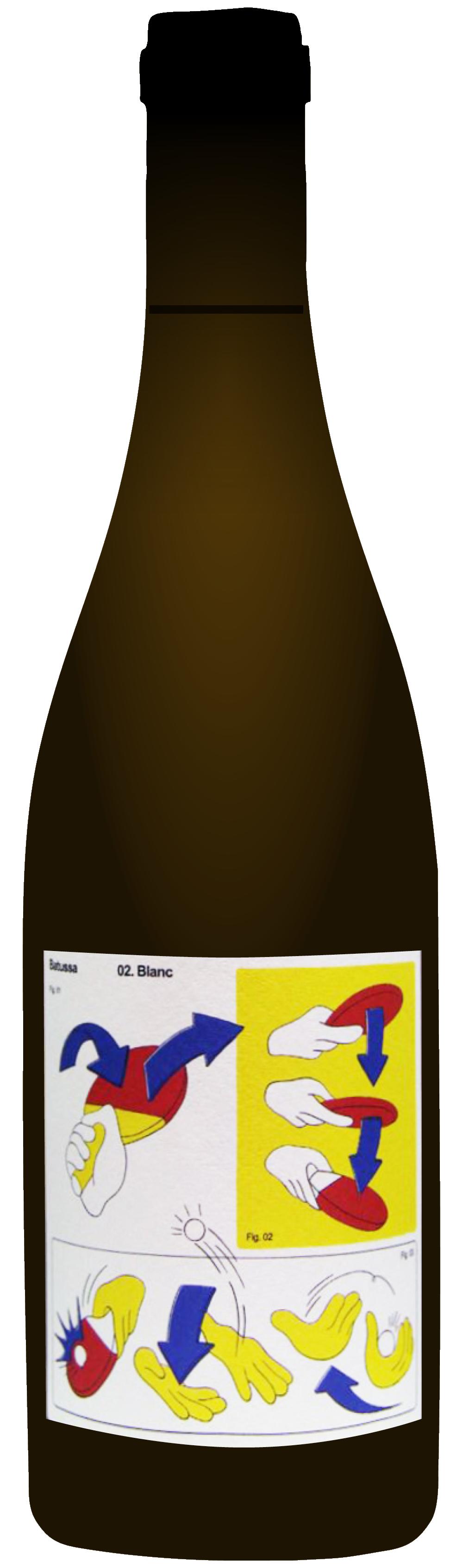 the natural wine company club august 2021 spain batussa blanc