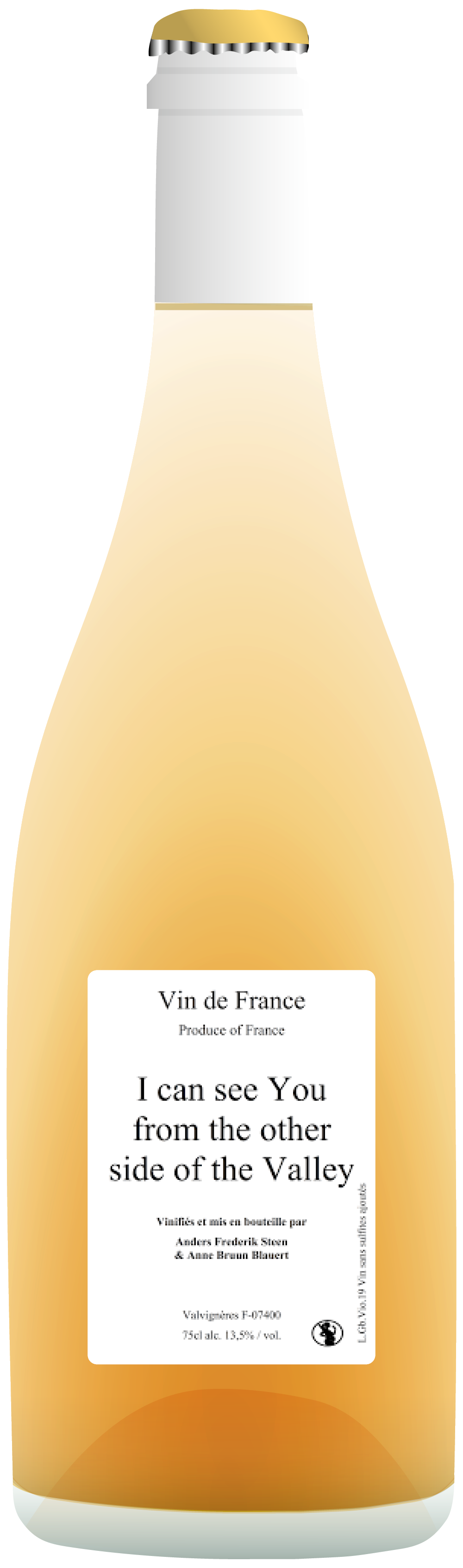 the natural wine company club july 2021 france anders frederik steen anne bruun blauert i can see you from the other side of the valley