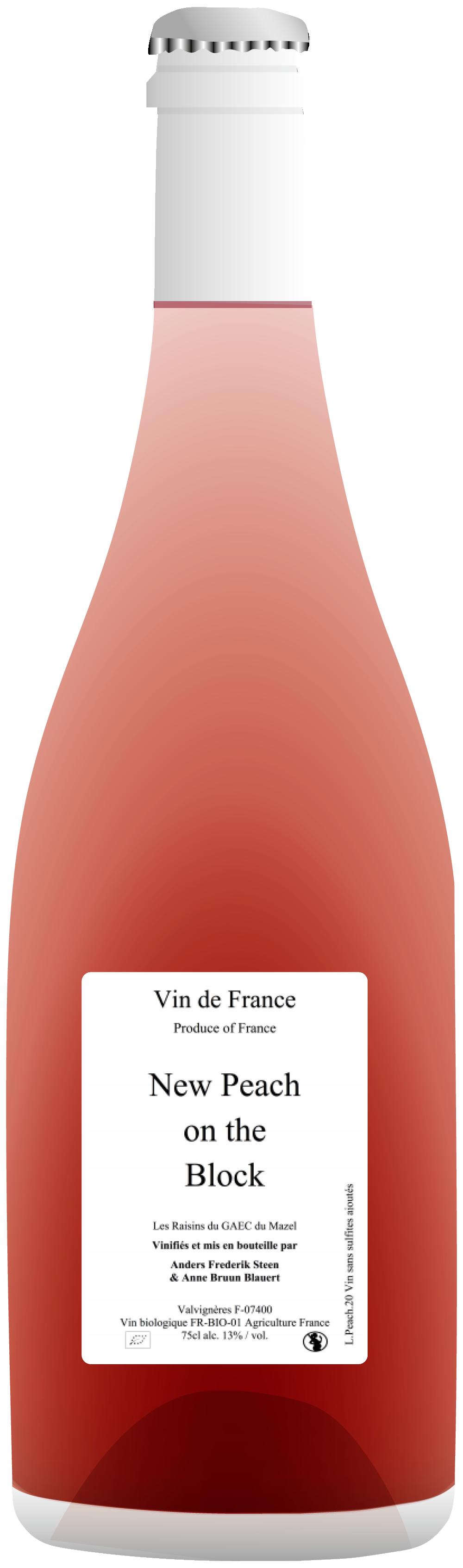 the natural wine company club july 2021 france anders frederik steen anne bruun blauert new peach on the block